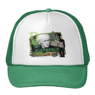Draco Malfoy Collage 1 Trucker Hat
