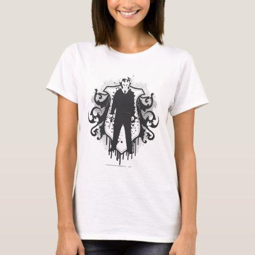Draco Malfoy Dark Arts Design T_Shirt