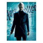 Draco Malfoy Postal