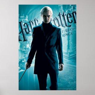 Draco Malfoy print