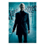 Draco Malfoy Poster