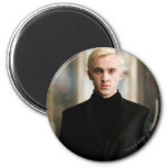 Draco Malfoy Straight On 2 Inch Round Magnet