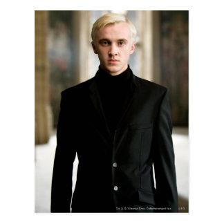 Draco Malfoy Straight On Postcards