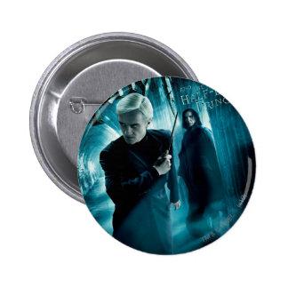 Draco Malfoy y Snape 1 Pin
