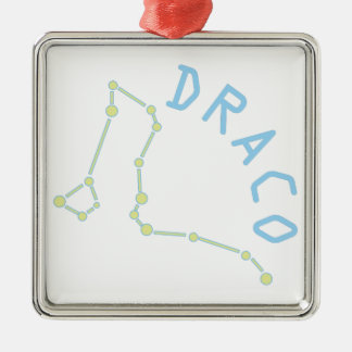 Draco Metal Ornament