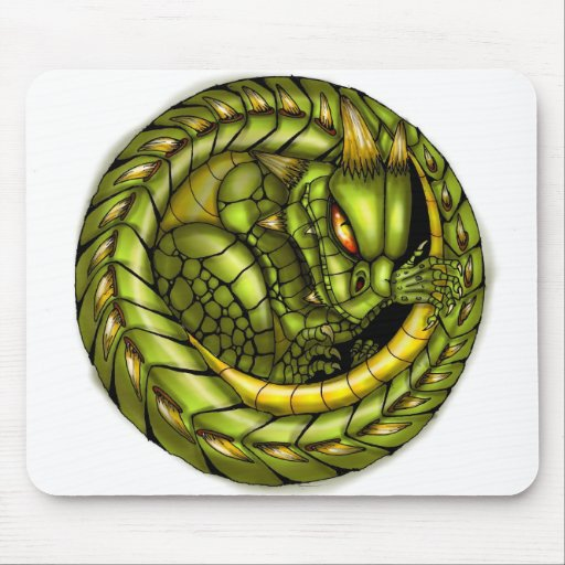 Draco Mouse Pad