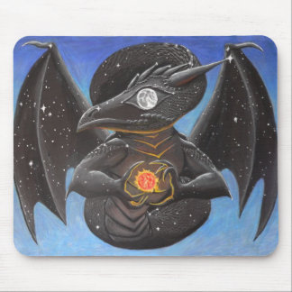 Draco Nocturne Mouse Pad