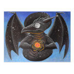 Draco Nocturne Post Cards