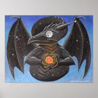 Draco Nocturne Print