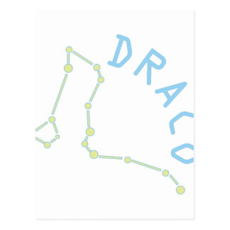 Draco Postcard