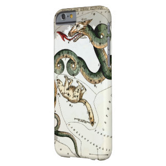 DRACO Star Cluster map of the Heavens Barely There iPhone 6 Case