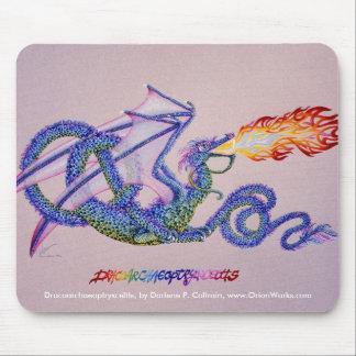 Dracoarchaeoptryxceltis, Dracoarchaeoptryxceltt... Mouse Pad