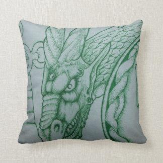 Draconian Cushion Throw Pillow