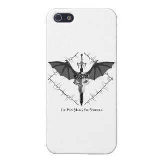 Draconian Warrior Case For iPhone SE/5/5s
