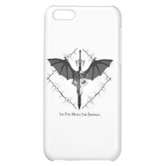 Draconian Warrior Case For iPhone 5C