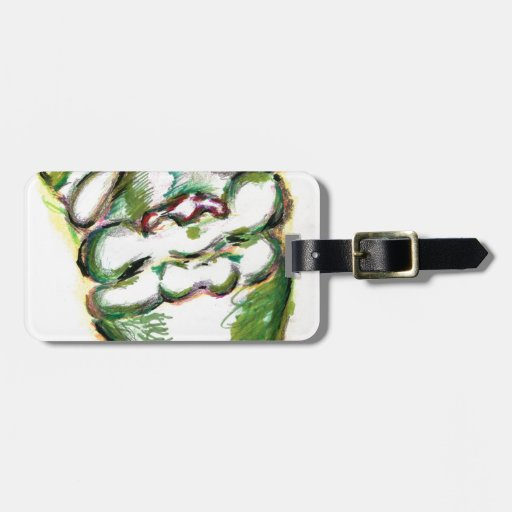 Draconis Puppottis Tag For Bags
