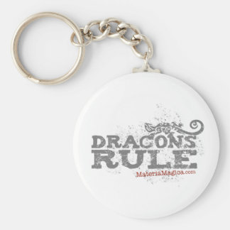 Dracons Rule - Keychain