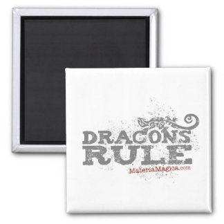 Dracons Rule - Magnet