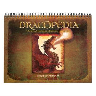 Dracopedia Calendario