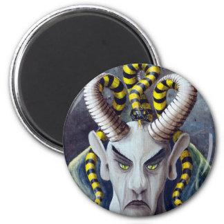 Dracu Mort T Bk 2 Inch Round Magnet