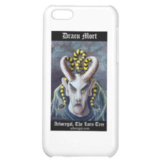 Dracu Mort T Bk Case For iPhone 5C