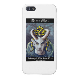 Dracu Mort T Bk Cover For iPhone 5