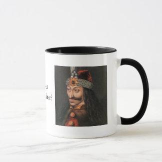 Dracula 2 mug