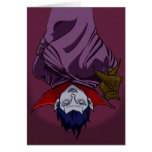 Dracula and Friend Cards