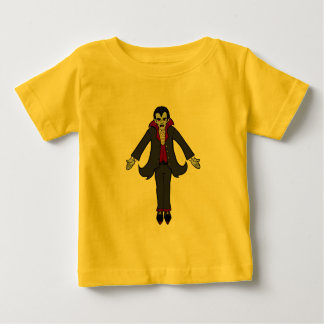 Dracula - Book of Monsters - Halloween Baby T-Shirt
