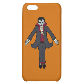 Dracula - Book of Monsters - Halloween Case For iPhone 5C