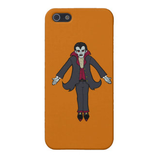 Dracula - Book of Monsters - Halloween iPhone 5 Cases