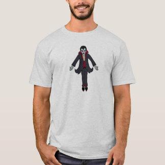 Dracula - Book of Monsters - Halloween T-Shirt