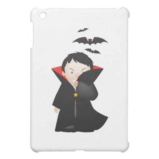 dracula cartoon cover for the iPad mini