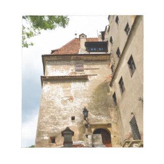 Dracula Castle in Bran, Brasov, Transylvania Notepad