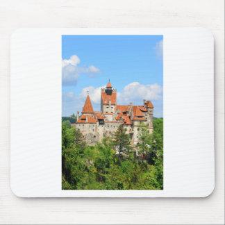 Dracula Castle in Transylvania, Romania Mouse Pad