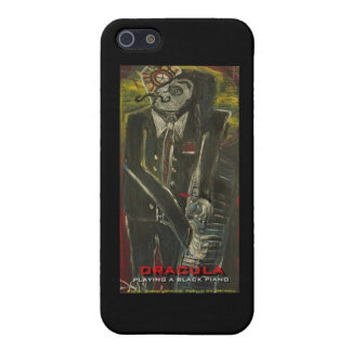 DRACULA COVER FOR iPhone SE/5/5s