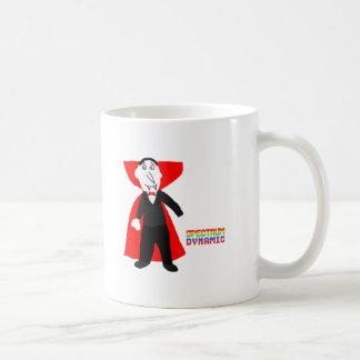 Dracula Dude Coffee Mug