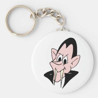 Dracula Halloween Key Chains
