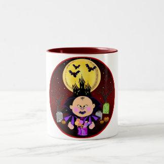 Dracula Halloween Mug