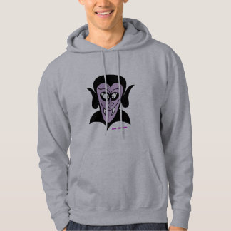 Dracula is Back from his Grave Hoodie