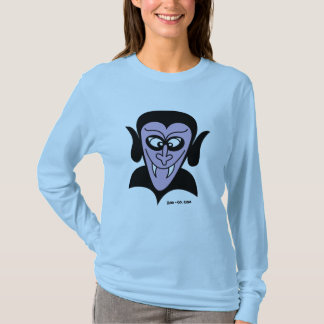 Dracula is Back from his Grave T-Shirt