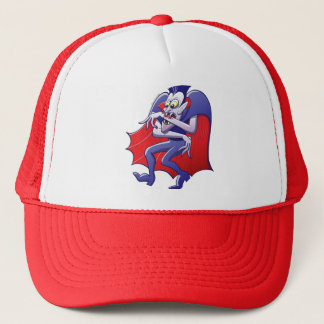 Dracula is Desperately Hungry Trucker Hat