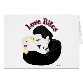 Dracula, Love Bites Card