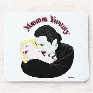 Dracula, Mmmm Yummy Mouse Pad
