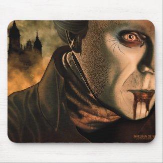 Dracula mousepad
