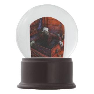 Dracula Nosferatu Vampire Snow Globe