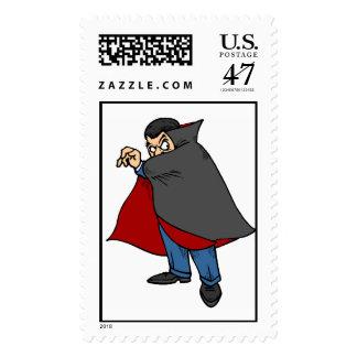 Dracula Postage