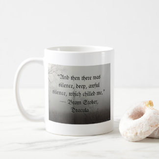 Dracula Quote Coffee Mug
