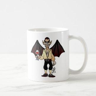 Drácula temido taza
