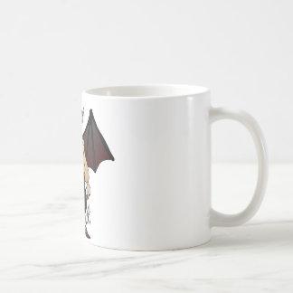 Drácula temido taza clásica